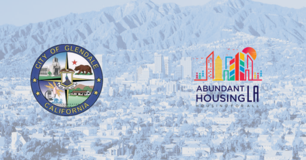 Glendale Housing Element Analysis: Looking Back to the 5th RHNA Cycle in Anticipation of the 6th