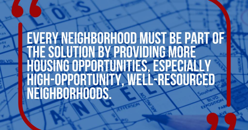 Transforming L.A. Through the Housing Element